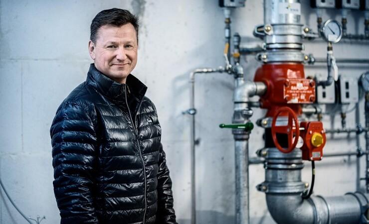 Bravida Danmark opruster på sprinklermarkedet