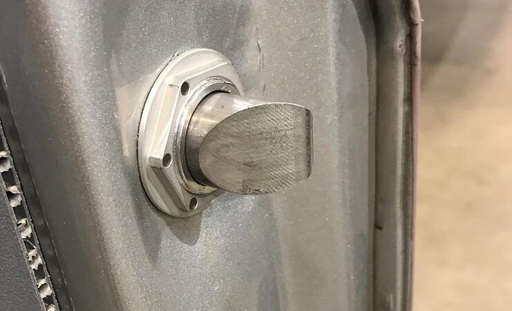 Ekstra lås skal gøre livet surt for varebilstyvene