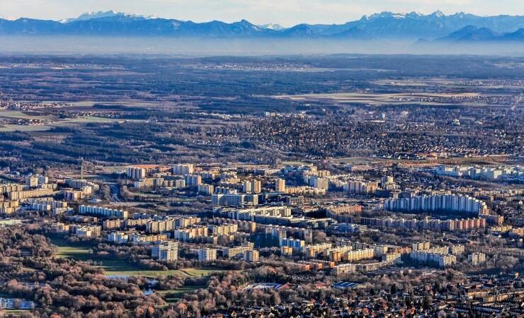 Dansk tegnestue skal udvikle 1100 hektar i Tysklands dyreste by