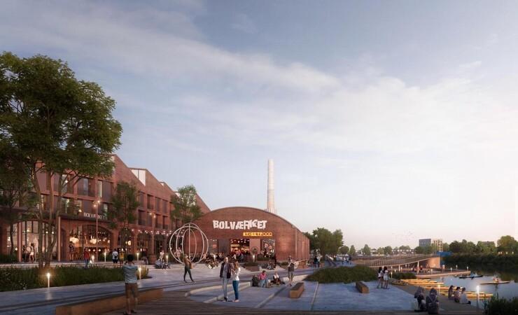 Endelig udviklingsplan for Flodbyen Randers skal i høring