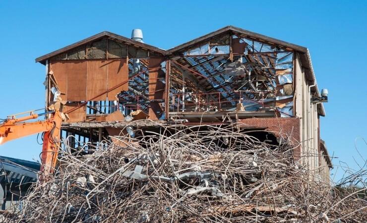 Genbrug af byggematerialer koster ikke samfundet dyrt