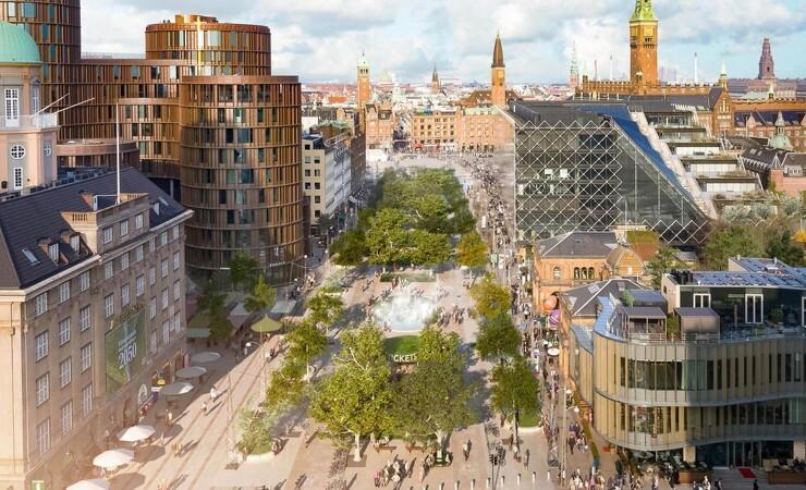 Stjernearkitekter med i projektet om grøn bypark i København