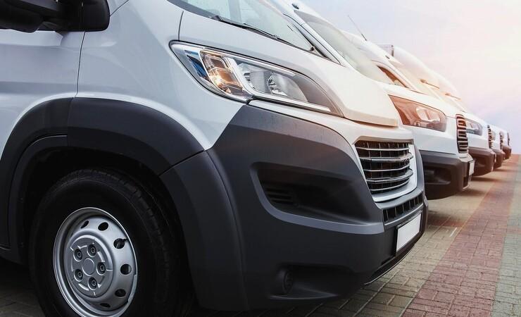 Fleksibel udlejning af varevogne og flyttebiler