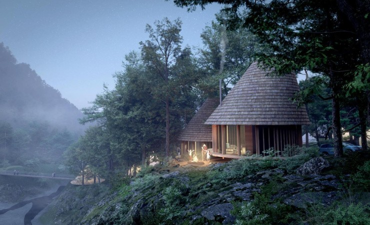 Tredje Natur vinder bæredygtigt turismeprojekt i Japan