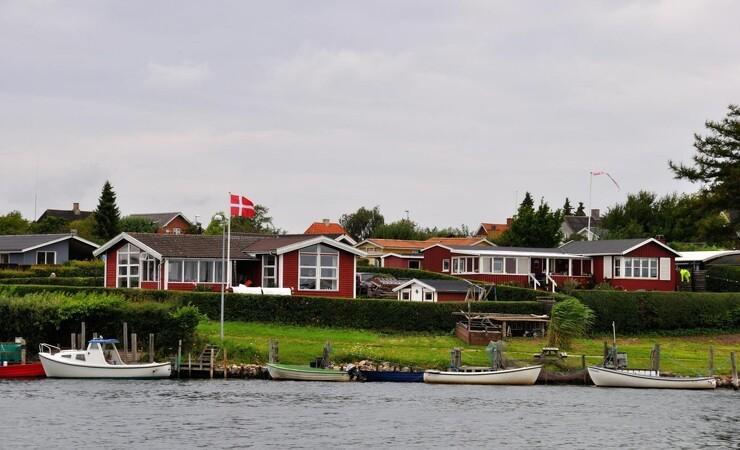Danske sommerhuse bliver større og større