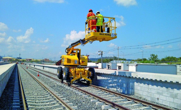 Scantruck får nye bæltelifte til skoven og jernbanen