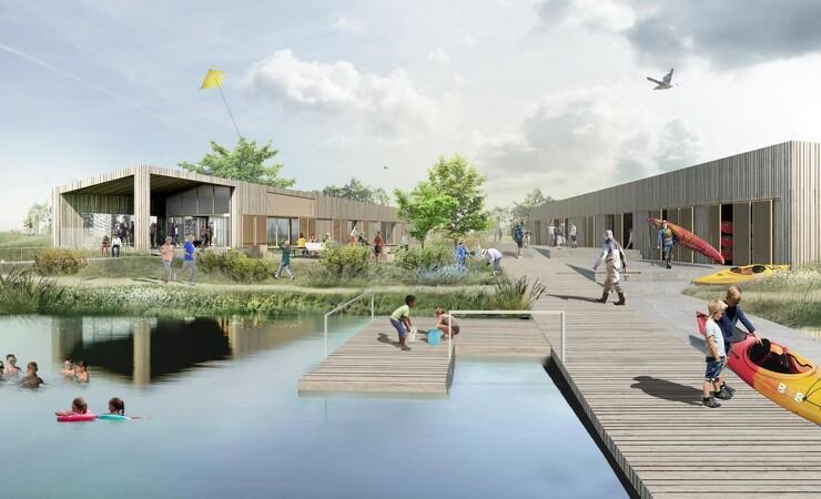 Fondsmidler løfter bæredygtigt outdoor-område ved Herning