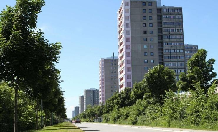 Kingo skal jævne en stor del af Brøndby Strand med jorden