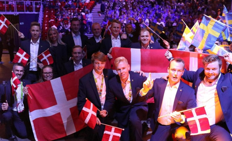Danmark er et skridt nærmere værtskabet for EuroSkills 2024