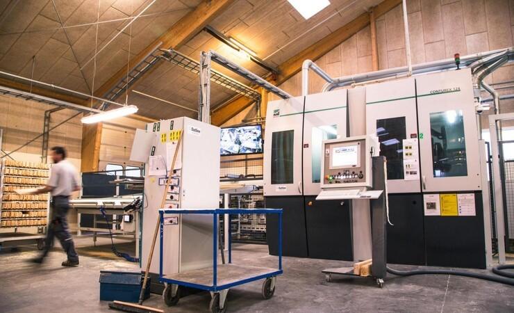 Vinduesproducent skaber arbejdspladser i en svær tid