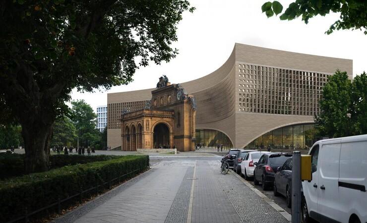 Dorte Mandrup slår verdenseliten i konkurrence om nyt tysk museum