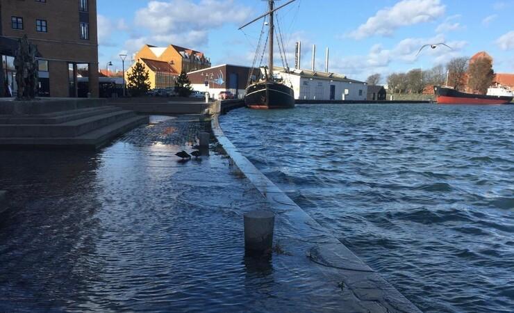 Sweco skal sikre Korsør mod højvande og stormflod