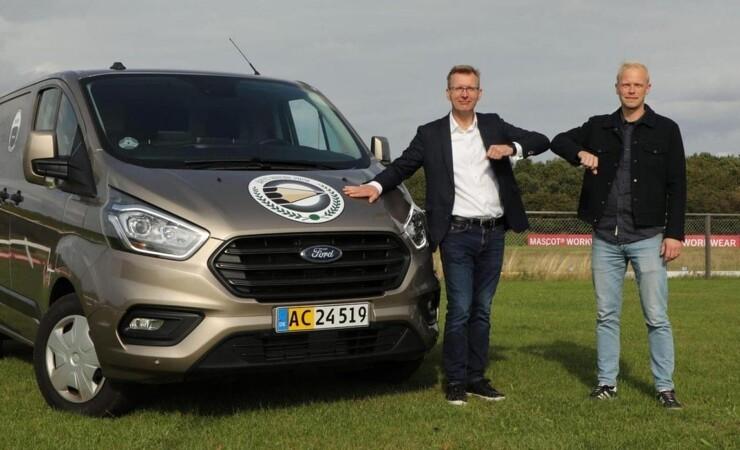 Årets Varebil: Ford løb med prisen