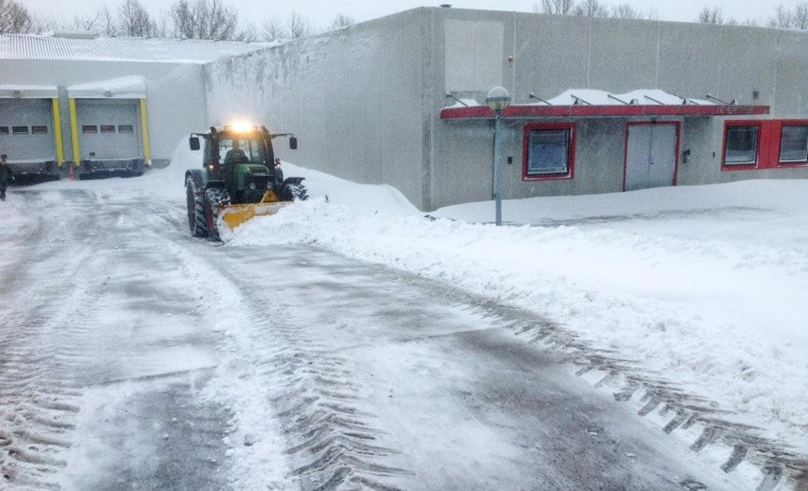 Vinterfolk kræver flere penge for at stå til rådighed