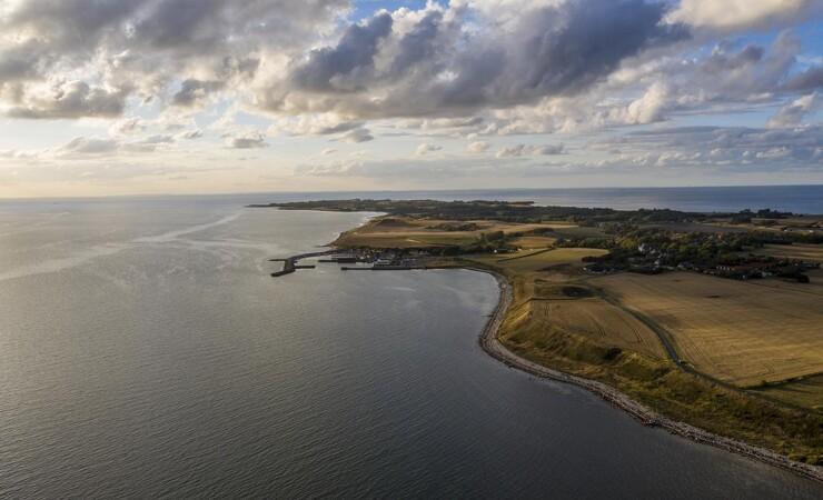 Sejerø sikres mod hav og storm