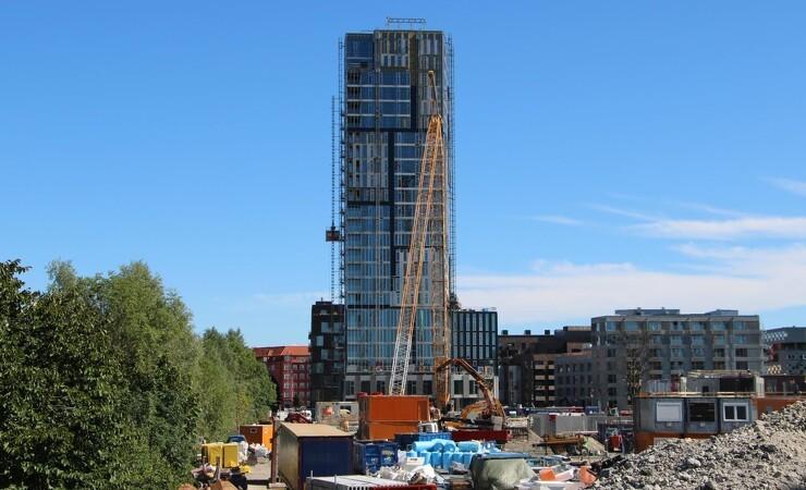 Kommune bremser byggeriet af Bach Gruppens skandale-tårn