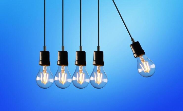Spar energi på din arbejdsplads med led downlights