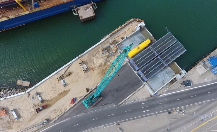 CG Jensen skal udvide havn i Sæby