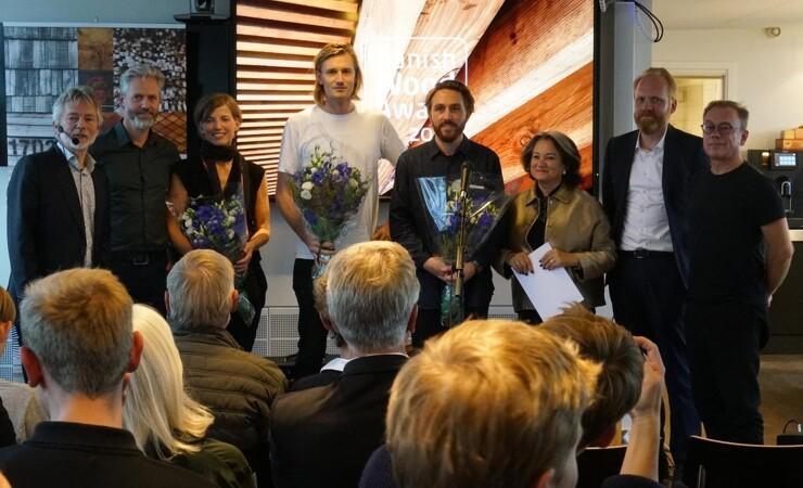 Danish Wood Award udskudt til 2021