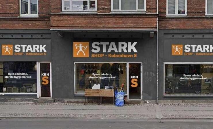 Stark finder nøglen til nye byggemarkeder i midten af København