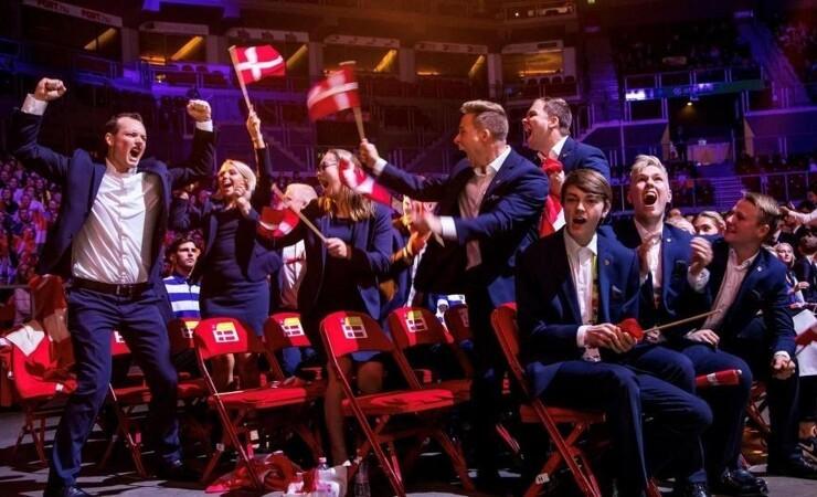 EuroSkills i Danmark udskudt til 2025