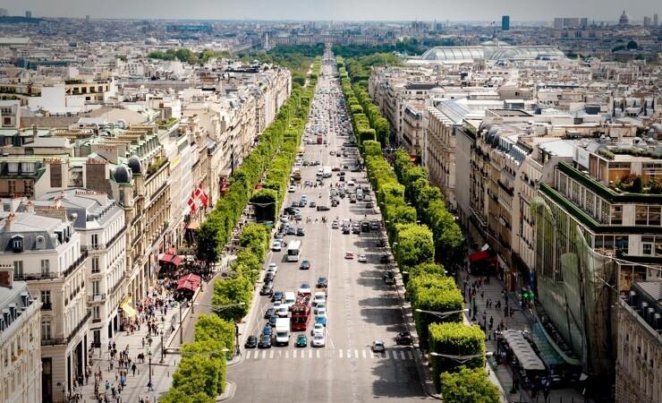 Verdens smukkeste avenue skal igen være smuk