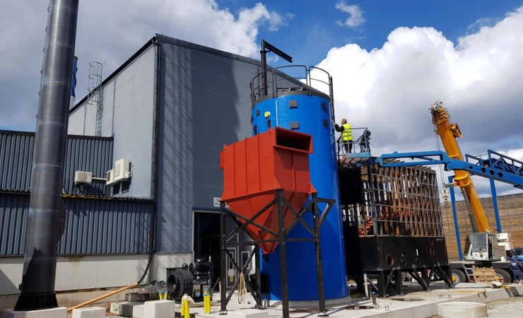 Svensk træ-gigant får bæredygtig produktion med dansk assistance