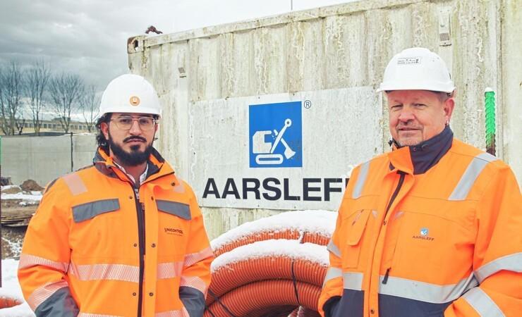 Unicontrol lander aftale med Aarsleff