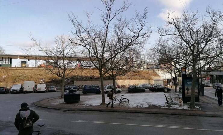 Grønt byrum på vej i Valby