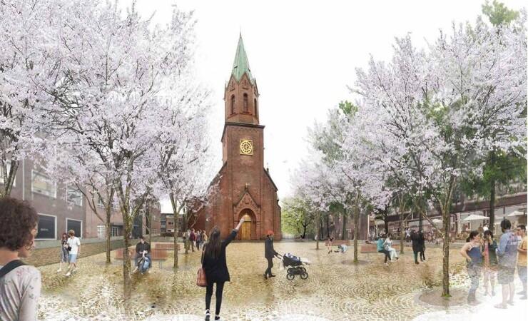 Silkeborg barsler med byfornyelse