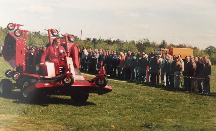 50 års jubilar hos Reesink Turfcare