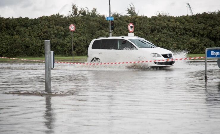 Aarhus skal sikres mod voldsomt vejr
