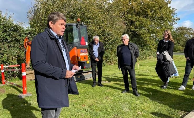 Munck valgt til fjernvarmekonvertering i Vejle-bydel