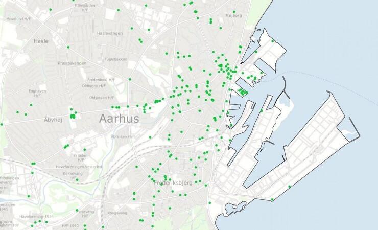 10.000 bytræer skal gøre Aarhus grønnere