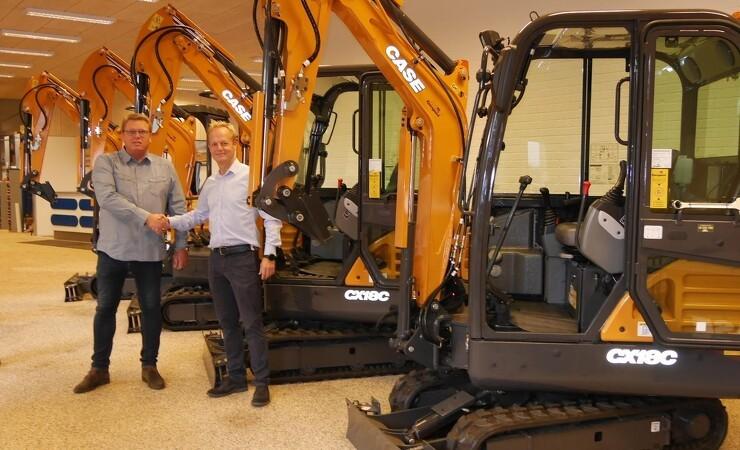 Udlejningsfirmaet Klu i Aalborg køber Case