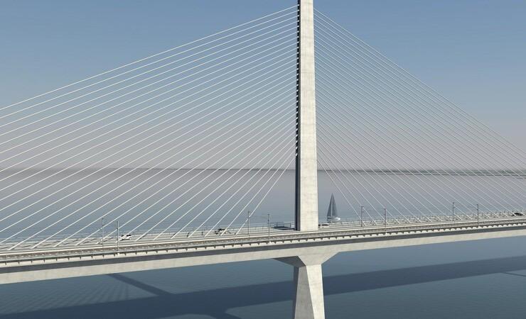 Italienere vinder milliardbyggeri af ny Storstrømsbro