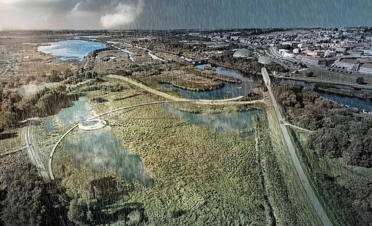 CF Møller sætter gang i klimaprojekt i Randers