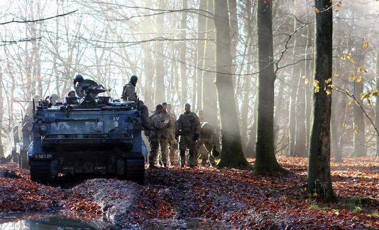 HedeDanmark og Forsvaret i fælles naturkamp