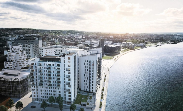 Aalborgensisk fokus på blandet byggeri
