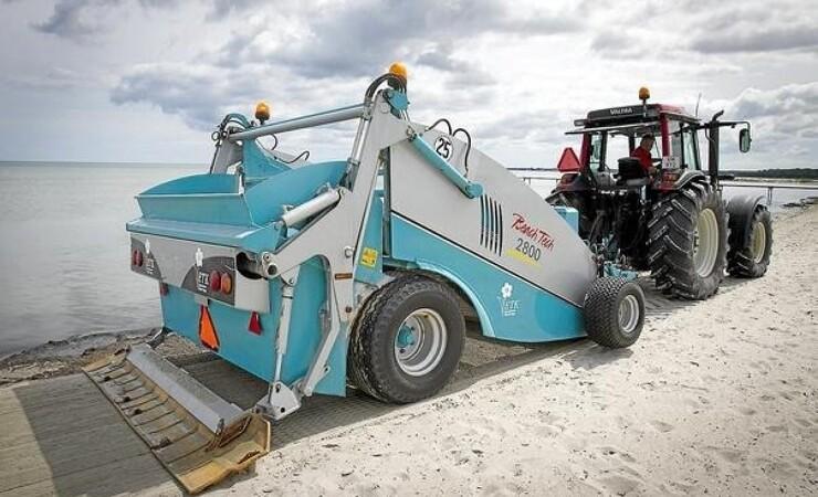 Gersvang overtager importen af BeachTech