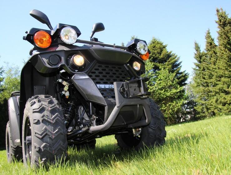 Lille ATV med store muligheder