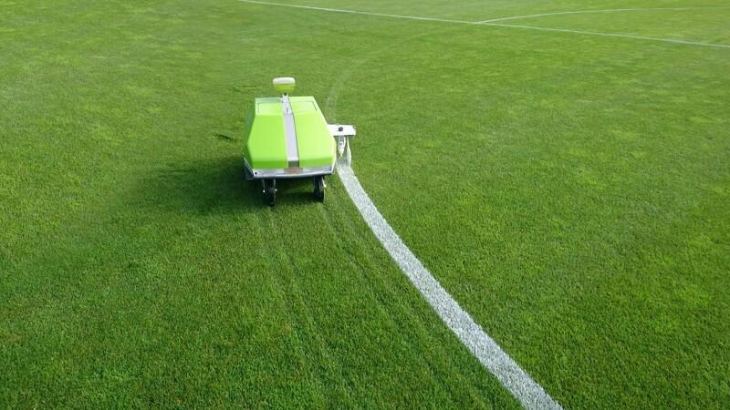Dansk robot kridter baner op i NFL
