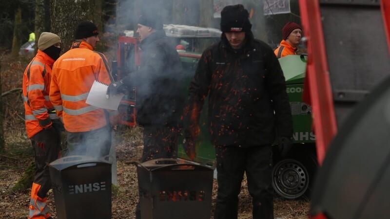 Danmarks mindste skovmesse