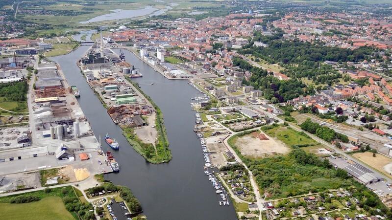 Konkurrencen om Byen til Vandet er begyndt