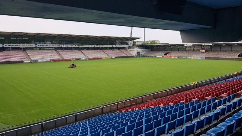 Samtlige Superliga-baner står snorlige