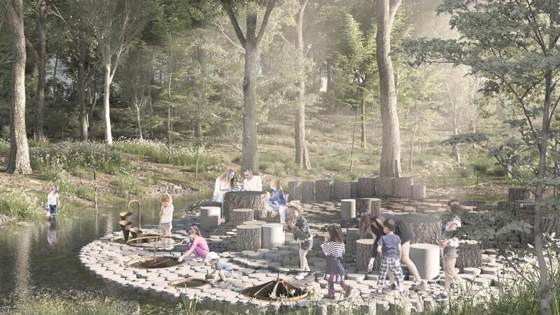 Stor bynært område er på tegnebrættet i Horsens