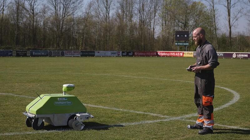 Dansk bane-robot er blevet endnu mere nøjagtig
