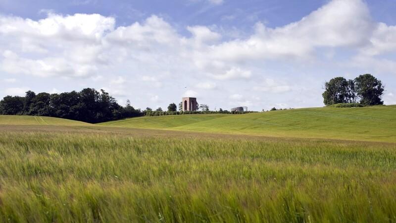 Realdania går stort og renoverer Danmarks højeste punkt