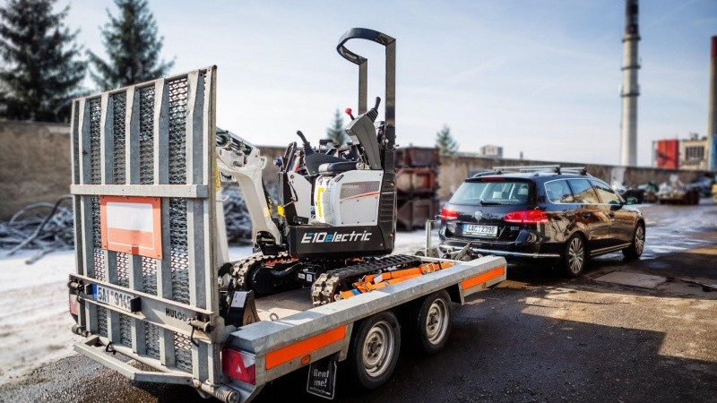 Elektrisk Bobcat får danmarkspremiere