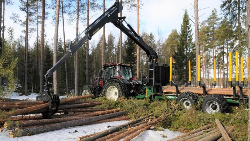 Nye systemer skal lette skoventreprenørernes arbejde